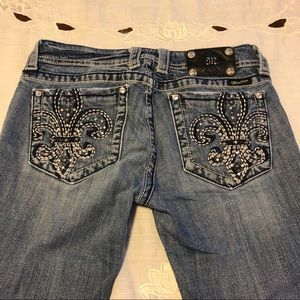Miss Me boot 29 jeans